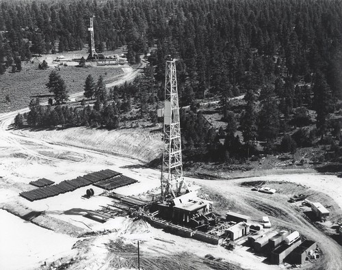 Gasbuggy test site1