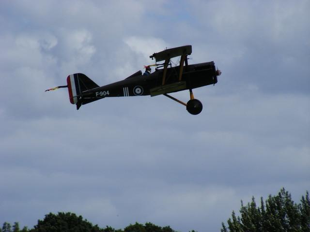 SE.5a - F 904 @ Shuttleworth 2009