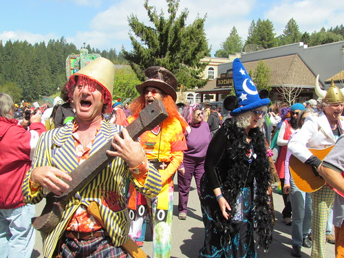 Fool's Parade, Occidental, CA