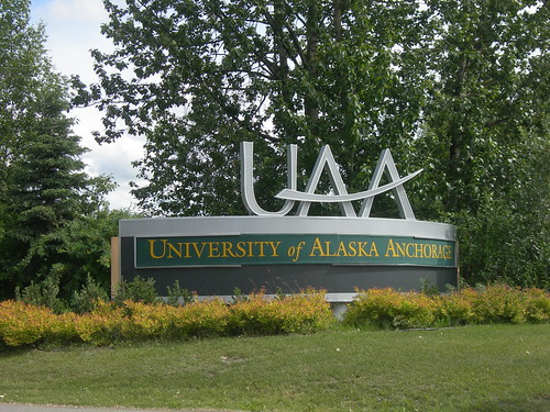 University of Alaska-Anchorage | by jimmywayne