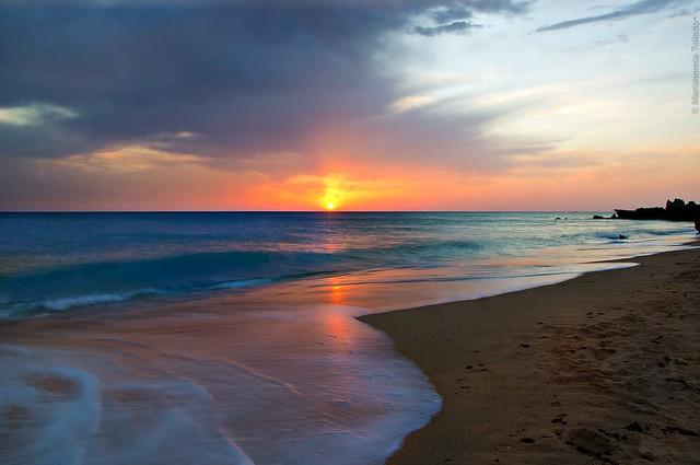Spiaggia andalusa.