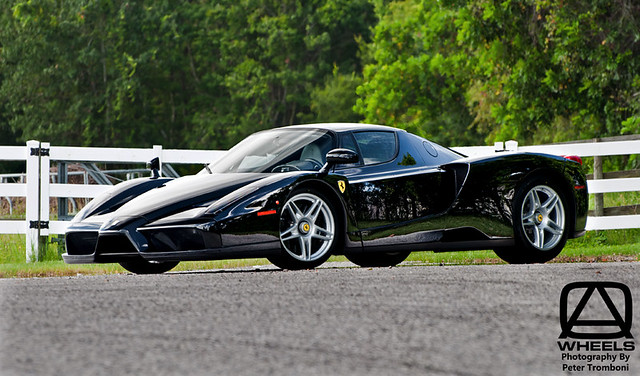 *EXPLORED* Ferrari Enzo Paint Correction