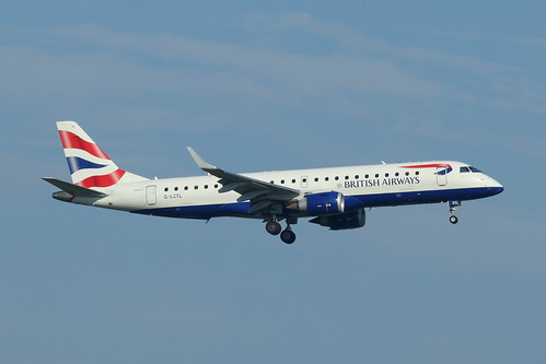 G-LCYL // BA CityFlyer // Embraer ERJ-190SR | by Martin Fester - Aviation Photography