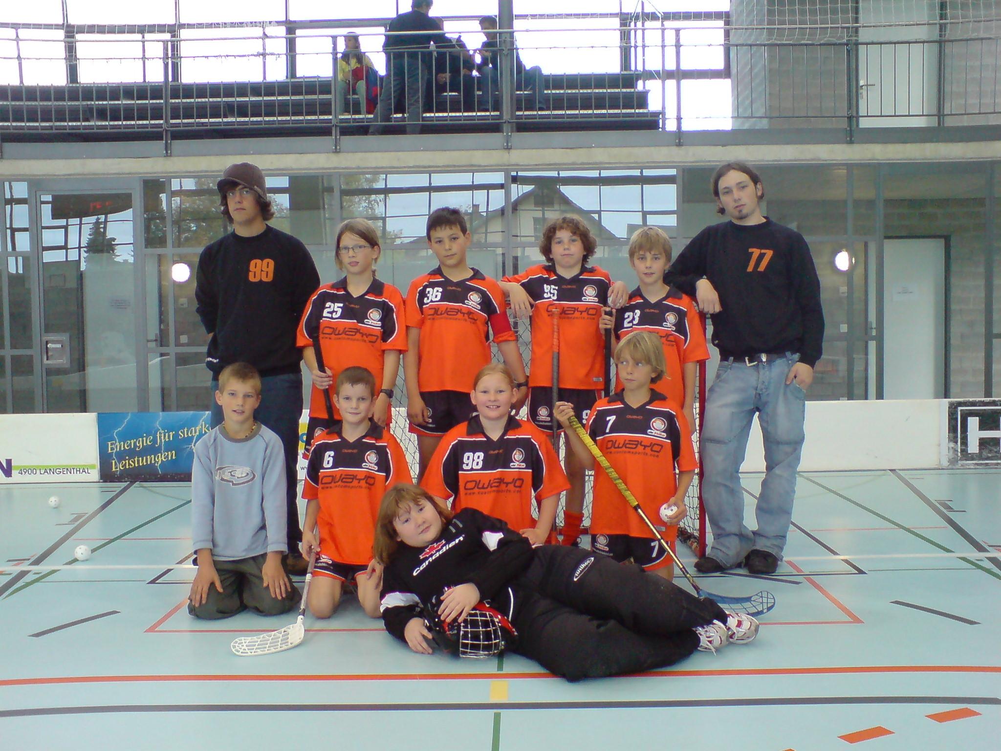 Junioren D (Saison 2006/2007)