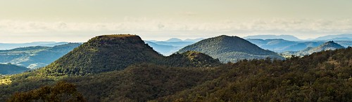 great dividing range mountains landscape hills view vista panorama queensland australia