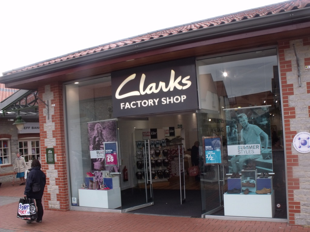 a3d65869a27 ... Clarks Village - Street, Somerset - Clarks Factory Shop | by ell brown