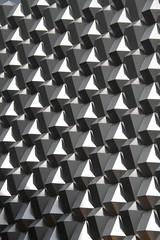 Textured exterior Centrum Galerie