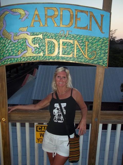 Juliet. Garden of Eden
