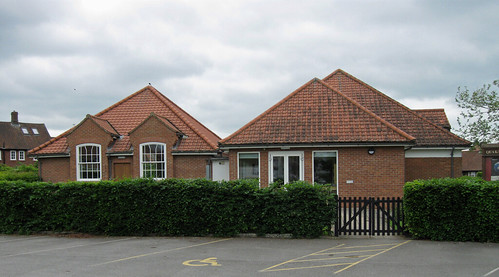 New Earswick | by Britain Quaker Meeting Houses