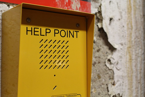 Help Point | by ChodHound