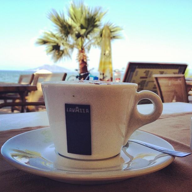 Guten Morgen Kaffee Am Meer Philipp Kühn Flickr