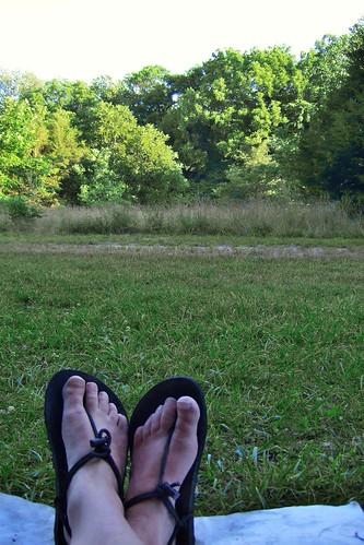 camping selfportrait hiking backpacking missouri ozarks christiancounty garyallman busiekstateforestandwildlifearea ozarkswalkabout busiekbackpackingjune2012 busiekredtrail