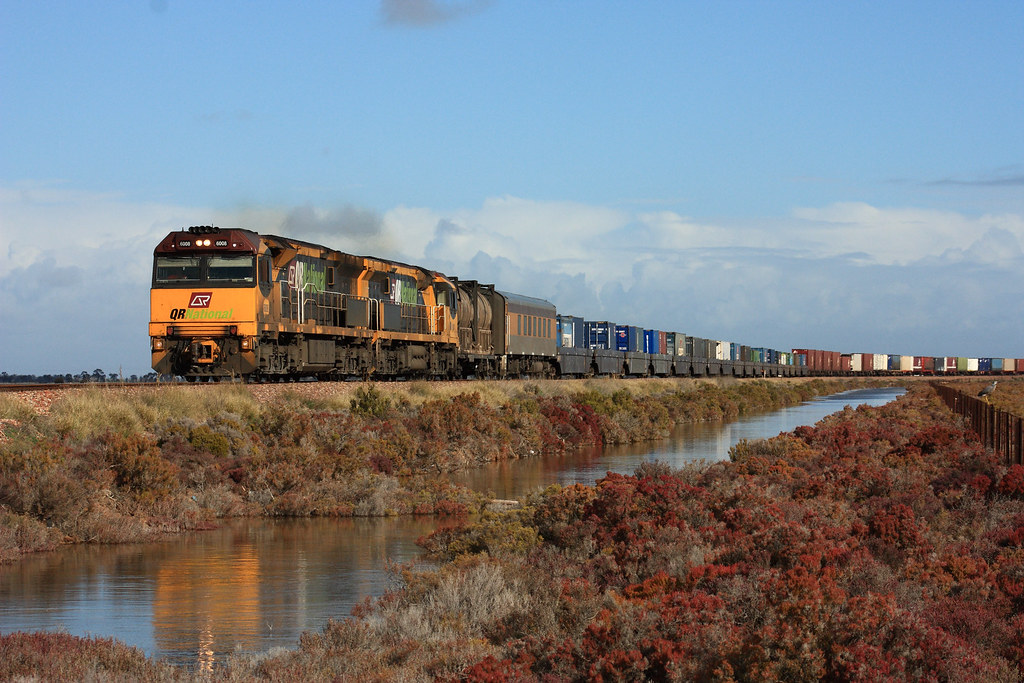 6008, 6003 by Malleeroute