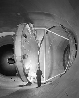 Swinging Valve for Supersonic Wind Tunnel | by NASA on The Commons