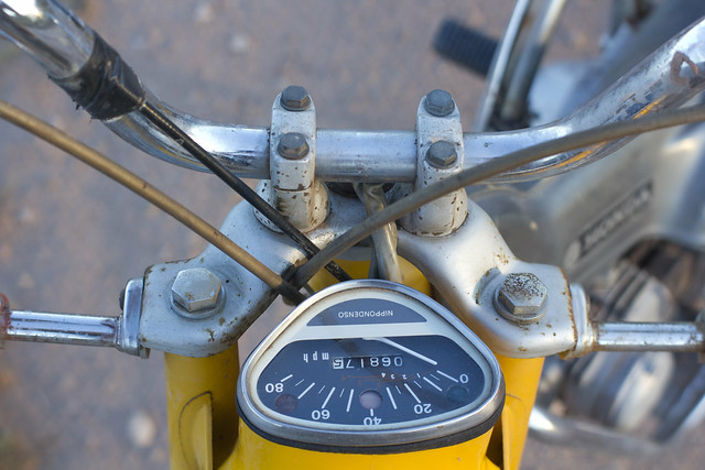 Honda Trail 90 CT90