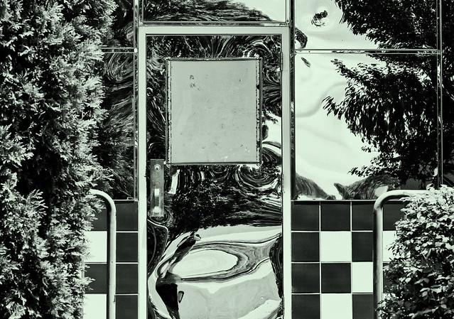 Diner-Rear Door