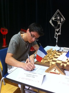 27 Avoine open.IM Lagarde Maxime. | by Chess-and-Strategy