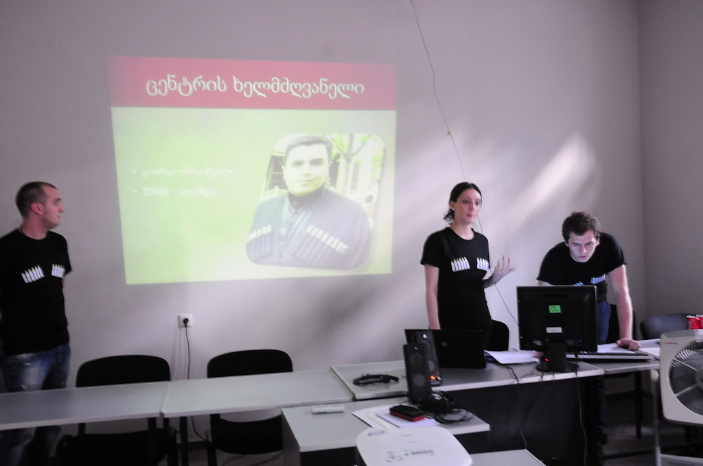Presentations of PRSchool IMC №1