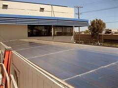 Anywhere Solar Installation