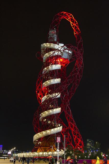 ArcelorMittal Orbit, Olympic Park, Stratford, London, England