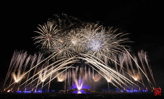 Le Grand Feu d'artifice de Saint-Cloud 3/10