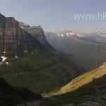 Mt. Oberlin and Heaven's Peak