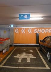 Laddstolpe för elbil - Mobilia