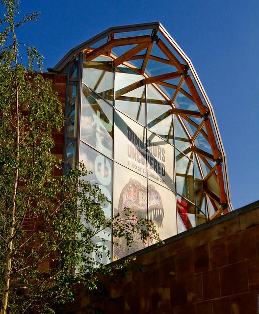 The Herbert extension (built 2008) Coventry