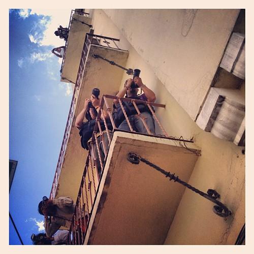 Fotógrafos cazado manifestantes #puebla #igersmex #igerspue #igerspuebla #mextagram