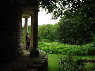 Parc Jean Jacques Rousseau Ermenonville