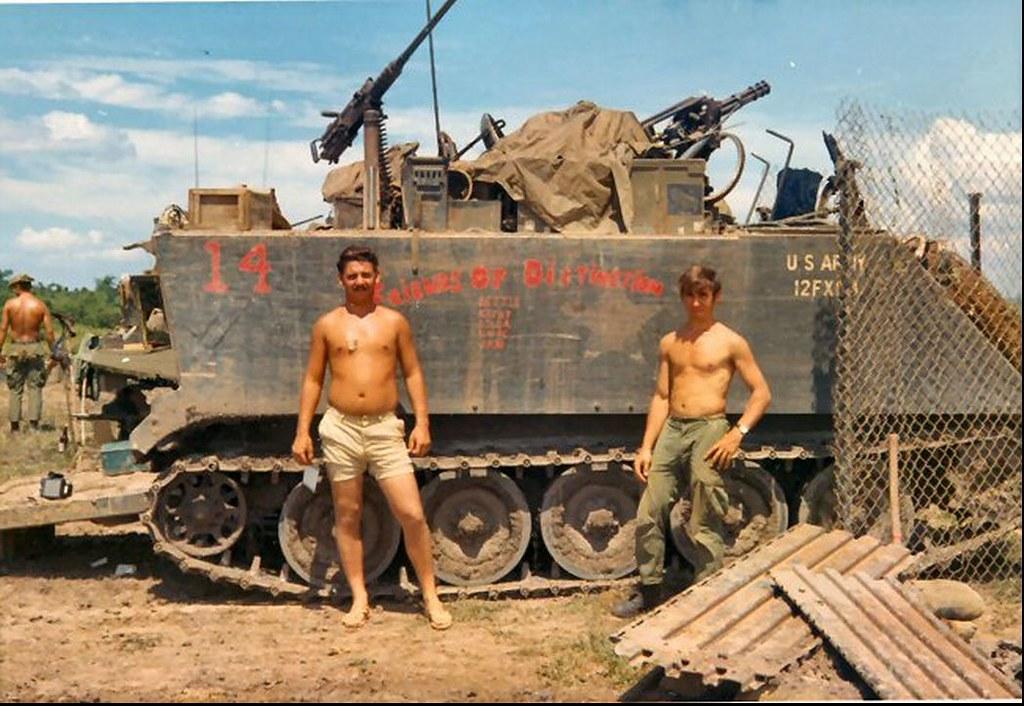M113 apc 1/5th Infantry
