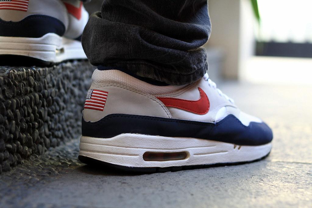 Nike Air Max 1 OG Mesh USA | Gitz | Flickr