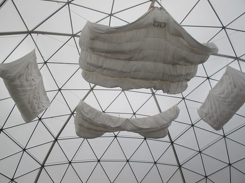 Clouds in the Geo Dome | by Christchurch City Libraries