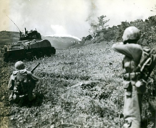 Okinawa, 11 May 1945 | by Archives Branch, USMC History Division