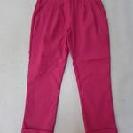 50313(-1090)剪标)棉七分裤(玫红.黑.橙黄.绿)S.M.L  胸70   长70