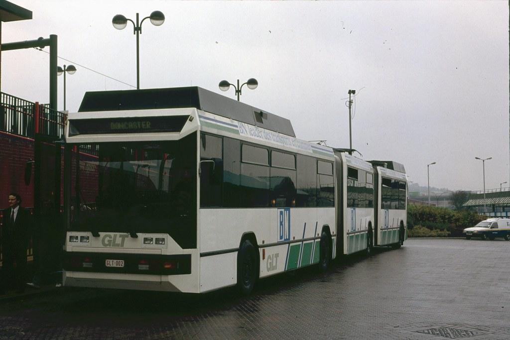 GLT-002: Bombardier BN Guided Light Transit demonstrator ...