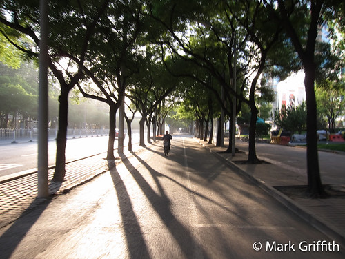 Long Morning Shadows | by Mark Griffith