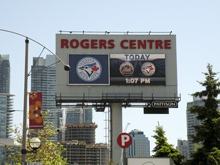 Rogers Centre, Toronto, ON | by MattBritt00