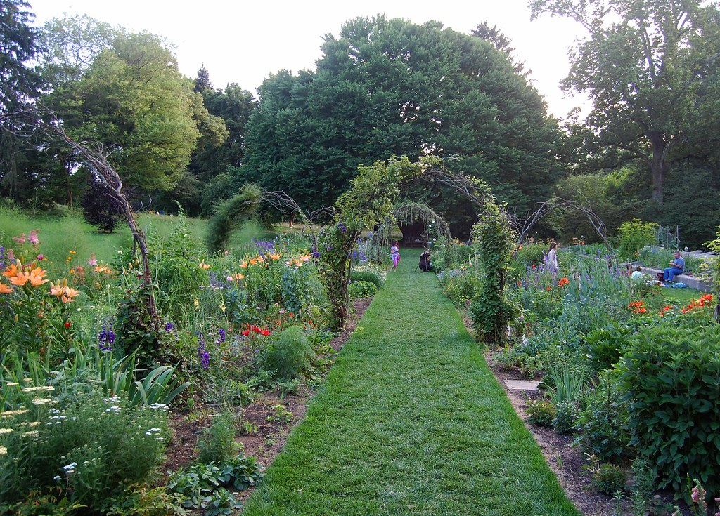 Chanticleer - Returning to the Garden Four Weeks Later (Mid-June)