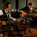 Tue, 05/06/2012 - 12:11pm - Alejandro Escovedo performs live on 6.5.12 in WFUV's Studio A. photo by Erica Talbott