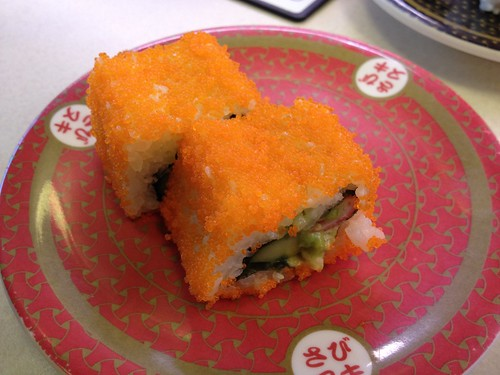 Yes, california roll does exist in japan! | by kalleboo