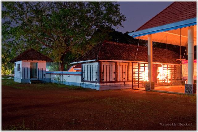 Madathikkavu Bhagavathi Temple - Kerala, India
