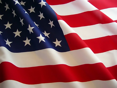 american-flag, From CreativeCommonsPhoto