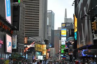 Times Square | by La modette
