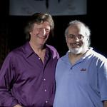 Tue, 10/07/2012 - 3:44pm - Chris Smither with Darren DeVivo in Studio A. 7.10.12.