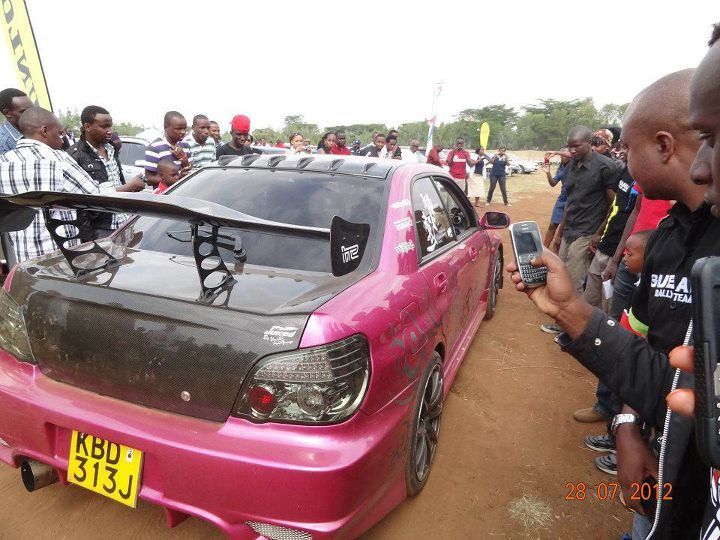 Subaru Fest 2012 Nairobi Unity Auto Garage Nbi Ltd Flickr