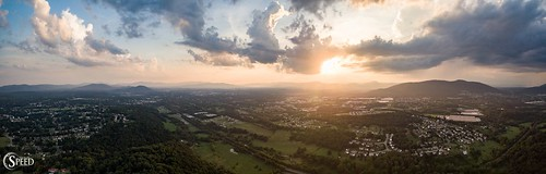 aerialphotography aerialpanorma djiphantom3professional michaelspeed blueridgeparkway roanoke