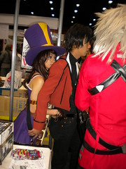 Caitlyn, The Sheriff of Piltover from League Of Legends with Lelouch from Code Geass