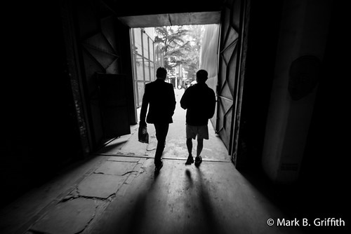 The Way Through | by Mark Griffith