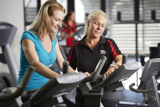 Hibiscus Sports Complex gym | by Brisbane City Council